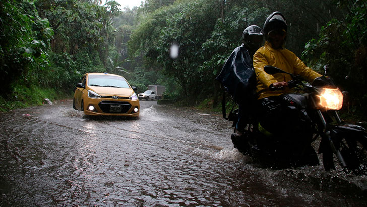 Calarcá se prepara para contingencias por las lluvias