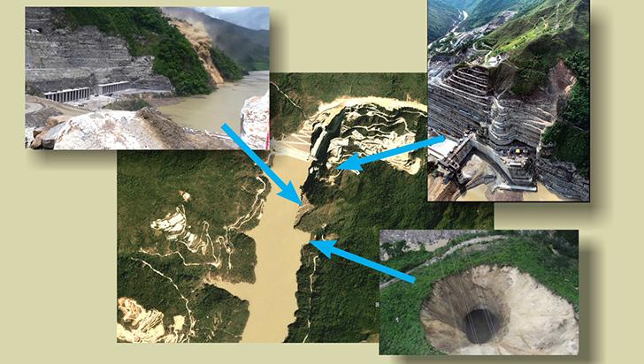 Descubren nueva falla en hidroeléctrica de Ituango