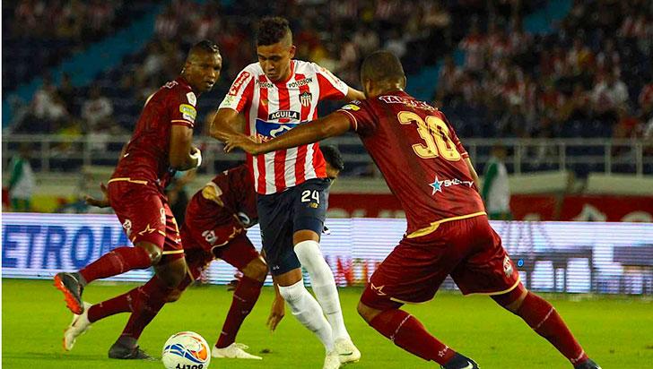 Tolima-Junior,  clásico en la fecha  1 de la Liga I