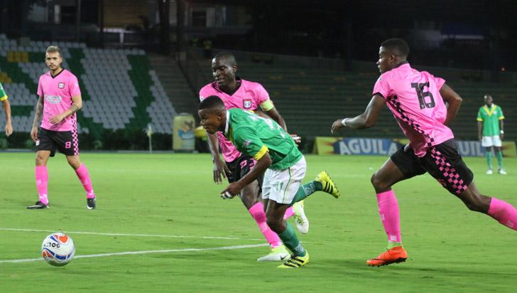 Boyacá Chicó, primer rival de Deportes Quindío en el Torneo Águila de 2019