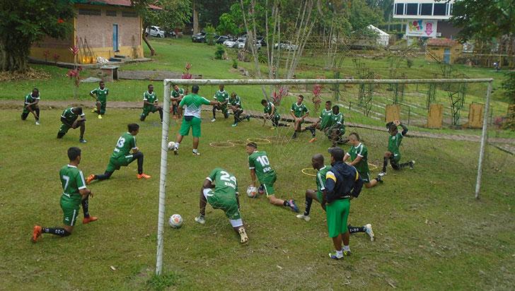 Deportes Quindío-Once Caldas será en el Centenario y a puerta cerrada