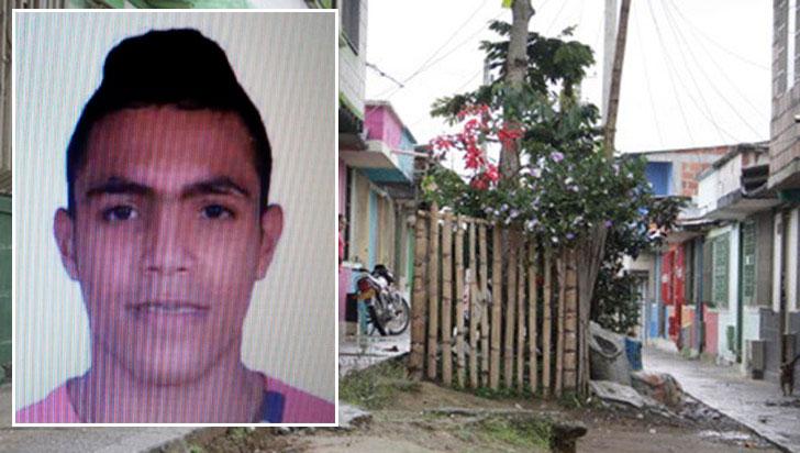 Un muerto y un herido dejó ataque sicarial en La Tebaida