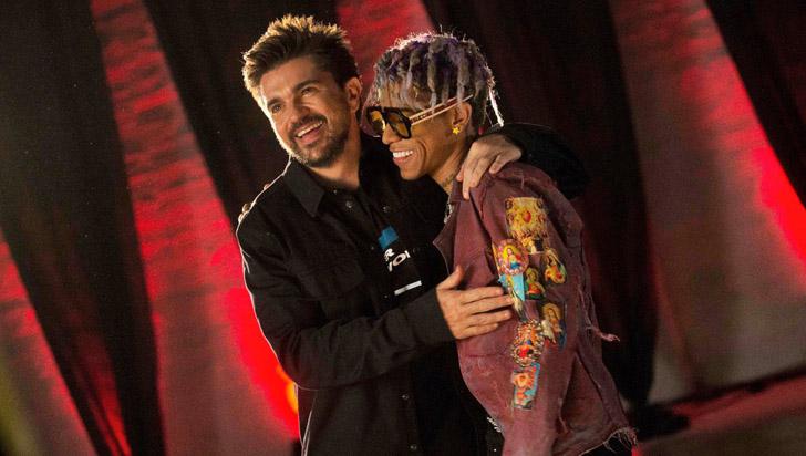 Vallenato y dembow en La Plata: lo nuevo de Juanes