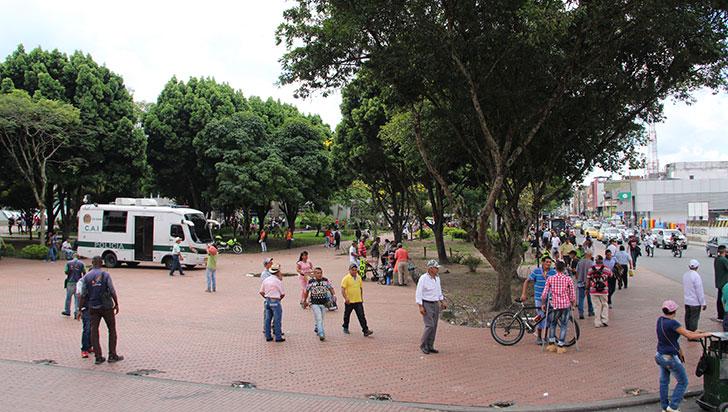 Una semana después, autoridades pasan la prueba en la plaza del CAM