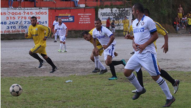 Este domingo en El Paraíso se tendrán duelos amistosos de fútbol
