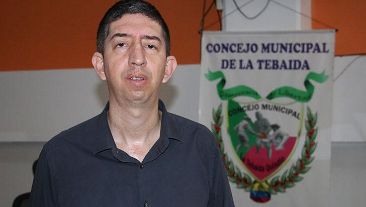 """Cultura y deporte, temas a favor en La Tebaida; """"falta hospital y seguridad"""""""