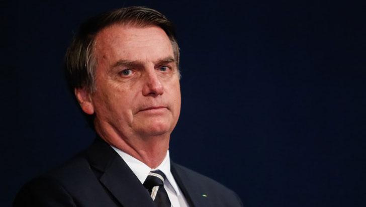 """Bolsonaro pidió a Venezuela que no """"dé guarida a los terroristas del Eln"""""""