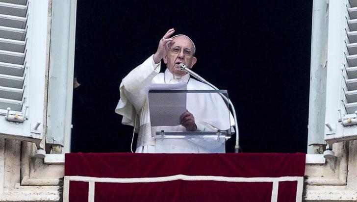 """""""Continúo rezando por el camino de la paz en Colombia"""": Papa Francisco"""