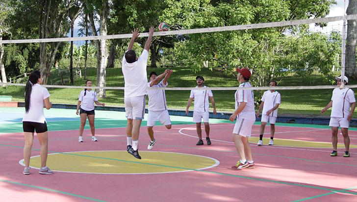 A liga de voleibol le notificaron que tiene reconocimiento deportivo