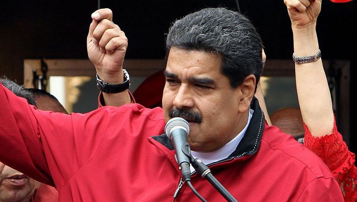 """Maduro dice que la Justicia debe """"actuar"""" tras la proclamación de Guaidó"""