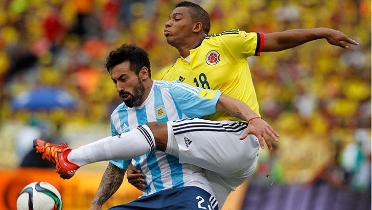 Argentina será el primer rival de Colombia en la Copa América