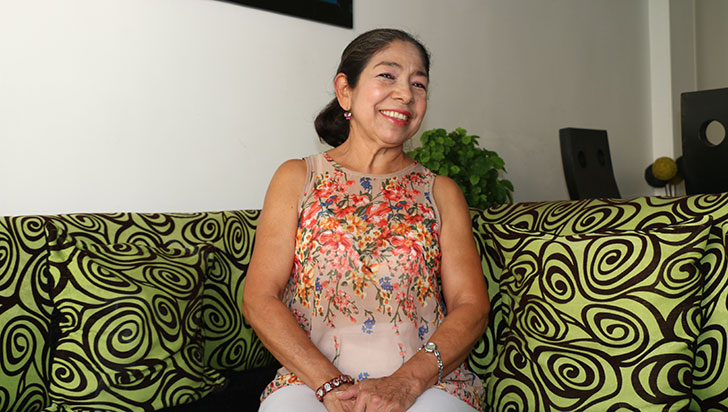 Nora María Núñez 'resucitó' 15 días después