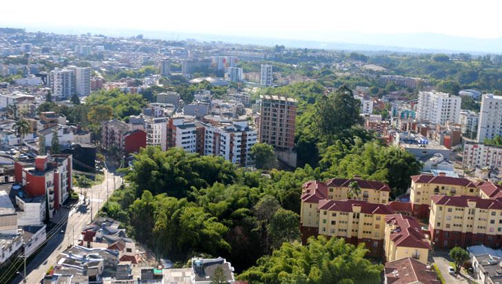 La cronología del ordenamiento territorial de Armenia