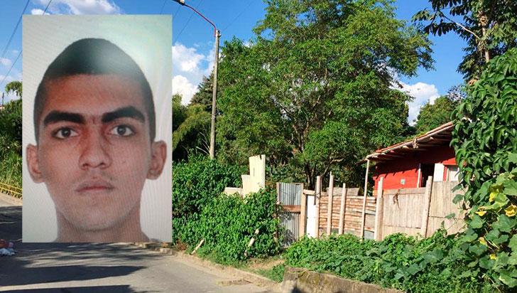 Joven fue asesinado  en el barrio La Fachada
