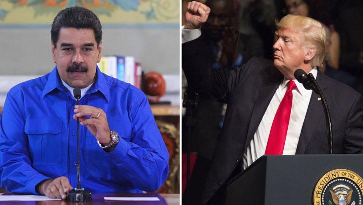 Estados Unidos sancionó a la compañía petrolera venezolana Pdvsa