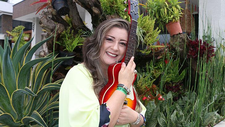 Vanessa Giraldo Ensamble será parte del show Latinoamericano