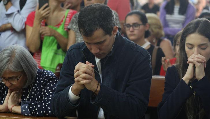 Tribunal Supremo prohibió a Juan Guaidó salir de Venezuela y congeló sus cuentas