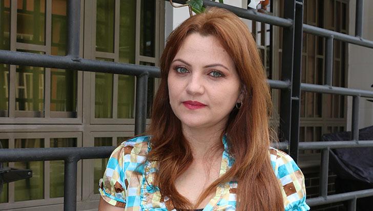 Sandra Mera trabaja por los niños y jóvenes de escasos recursos