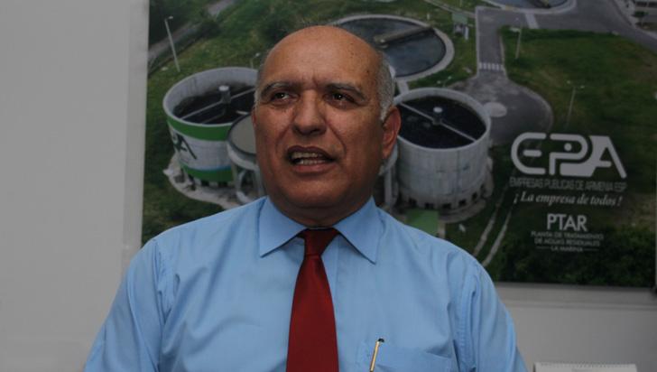 """""""Fuerte olor a hidrocarburo"""", causa de cancelación del servicio de agua en Armenia"""