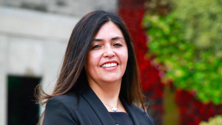 Claudia del Pilar, nueva directora de Medicina Legal