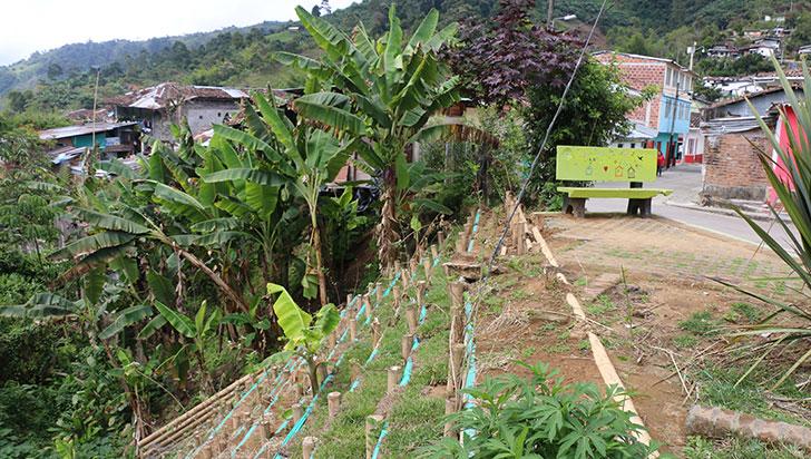 """Parque del Amor """"se convirtió en zona de peligro en Pijao"""", denuncia comunidad"""