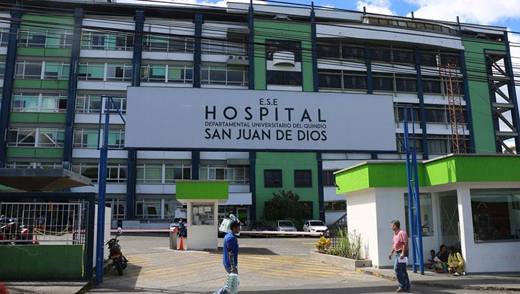 Viceministro de Salud destacó proceso de acreditación del San Juan de Dios