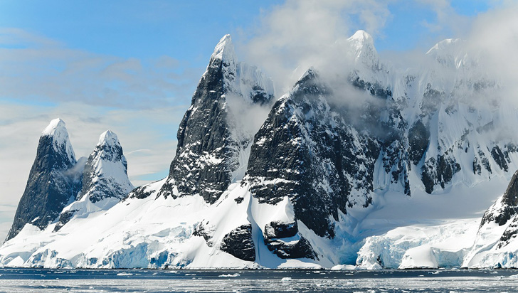 Desintegración del glaciar Thwaites, responsable del 4% del aumento del nivel del mar