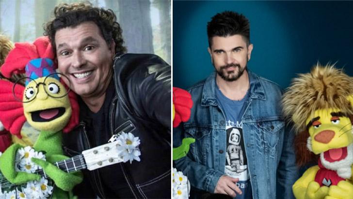 Carlos Vives, Juanes y 98 artistas más enseñan a niños latinoamericanos sobre medio ambiente