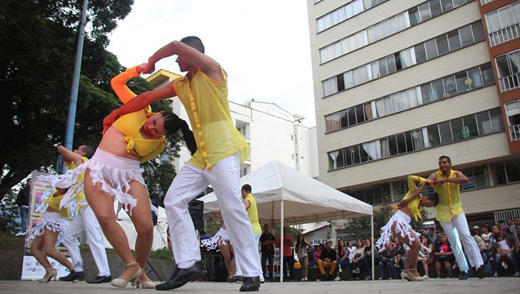Fundación Ardecia representará al Quindío en encuentro de danza