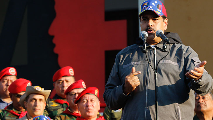 """Gobierno de Maduro """"revisará"""" relaciones con países que reconocieron a Guaidó"""