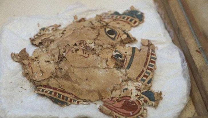Arqueólogos hallaron 50 momias en una necrópolis de Egipto