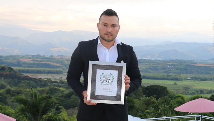 Hotel Mirador las Palmas obtuvo el más grande galardón de TripAdvisor