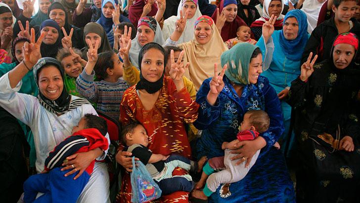 OMS busca el fin de la mutilación genital que sufren 200 millones de mujeres