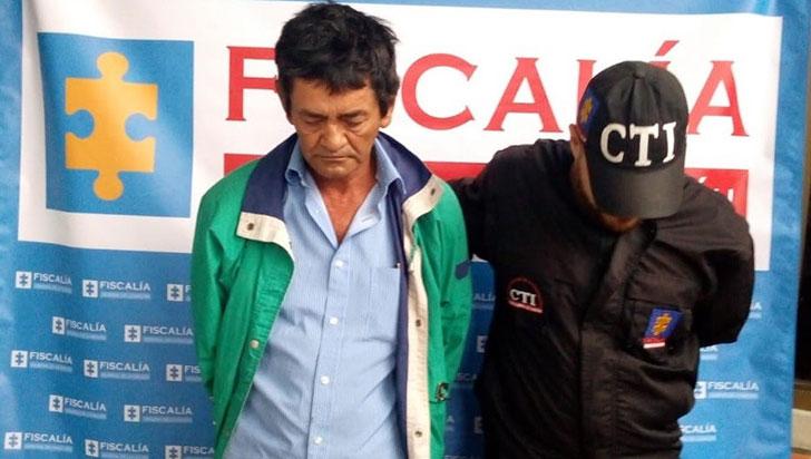 Capturaron a reincidente para que cumpla condena por tráfico de drogas