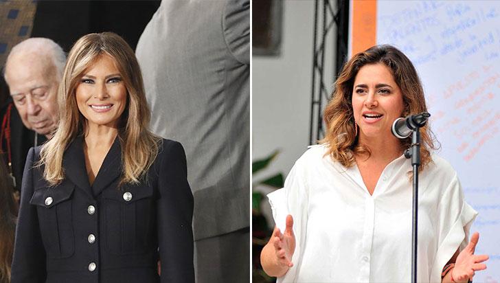 Primeras damas de Colombia y Estados Unidos abordarán crisis de drogas en EEUU
