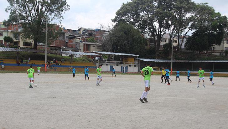 Este viernes iniciará Torneo Fútbol 8 en La Isabela