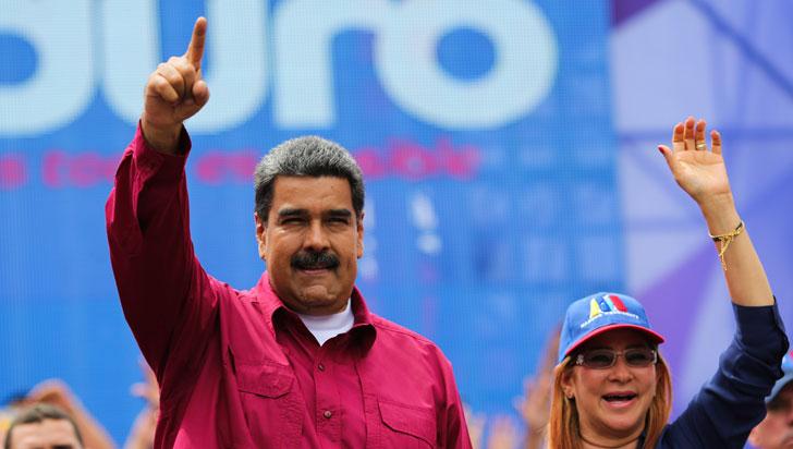 """""""Elegir una nueva Asamblea Nacional traerá estabilidad a Venezuela"""": Maduro"""
