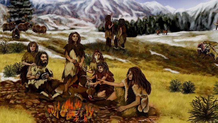 La endogamia fue un factor clave en la extinción de los neandertales