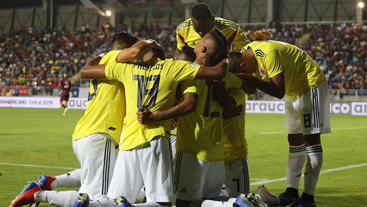 Colombia sub-20, de la eliminación a la ilusión por el mundial de Polonia