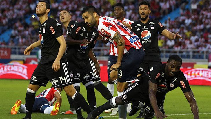 América-Junior, el clásico de la fecha 4 de la Liga Águila I