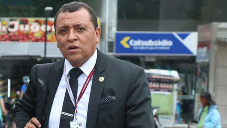 Héctor Marín Ríos, postulado para cargo nacional con el DPS