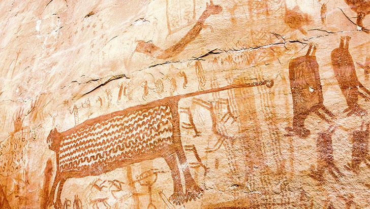 De Chiribiquete y los sitios sagrados del Quindío