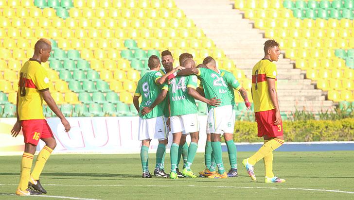 Ante Bogotá FC, Deportes Quindío debuta de local por el Torneo Águila