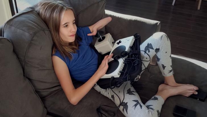 Xbox presenta su control para personas con discapacidad