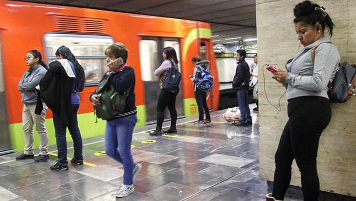 El Metro de México donde las mujeres corren peligro de ser desaparecidas y secuestradas