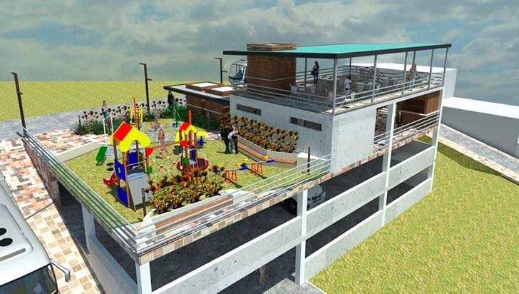 Parqueadero del Parque de la Familia, proyecto polémico en Buenavista