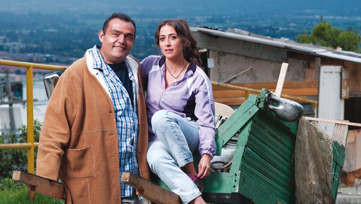 Verónica Orozco y Enrique Carriazo protagonizan La gloria de Lucho