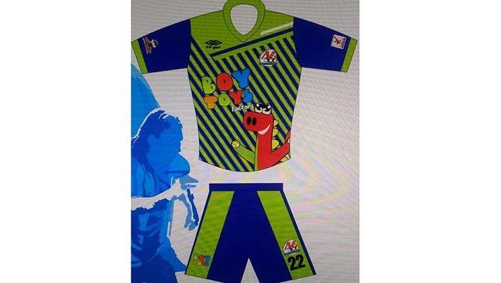 Copa Boy Toys 2019 entregará uniformes a los ocho finalistas