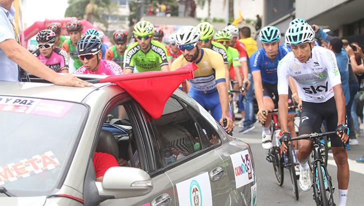 Con contrarreloj por equipos, este martes inicia el Tour Colombia 2.1
