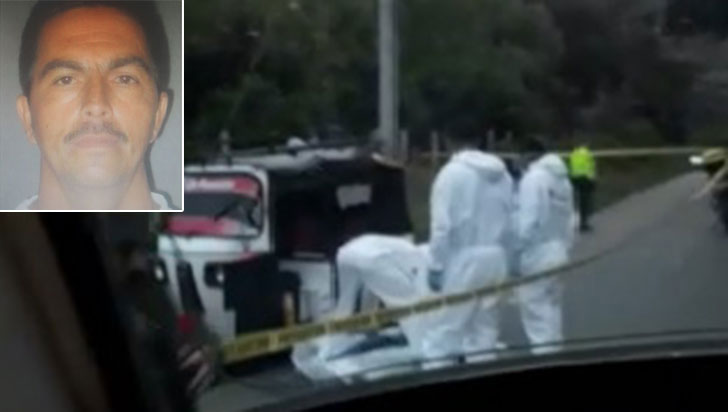 Conductor de motocarro fue asesinado en sector de la Y de Río Verde